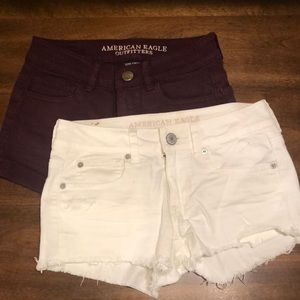 Two American Eagle Short